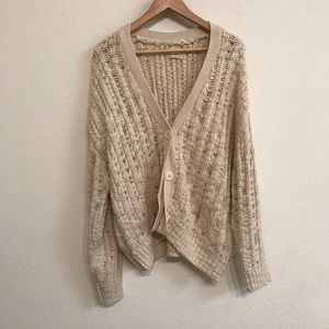 Urban Outfitters Sweaters - Urban Outfitters chunky knit cardigan sweater L